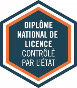 Logo diplôme national de licence